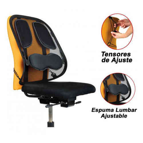 Lumbar Support FELLOWES Mesh Professional