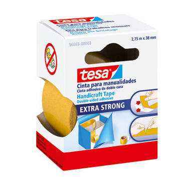 Adhesive Tape TESA Extra Strong Double Size