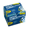 Chalks GIOTTO Robercolor 100 Uds White