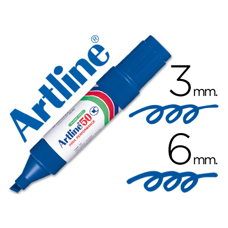 Rotulador Permanente ARTLINE EK-50
