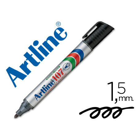 Rotulador Permanente ARTLINE EK-107