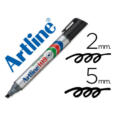 Rotulador Permanente ARTLINE EK-109