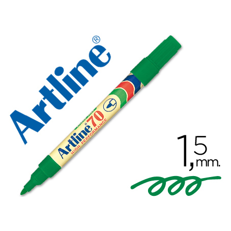 Rotulador Permanente ARTLINE EK-70
