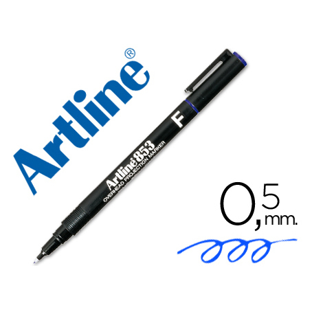 Rotulador Permanente ARTLINE EK-853