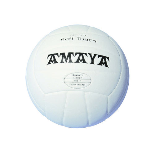 Volley Ball AMAYA Soft Touch Official Leather