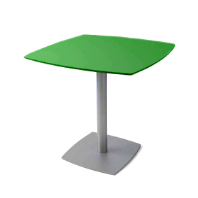 Hostelry Table MARIQUITA 482 Grey - Phenolic 80x80