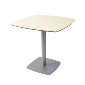Hostelry Table MARIQUITA 482 Grey - Phenolic 90x90