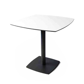 Hostelry Table MARIQUITA 482 Black - Phenolic 70x70