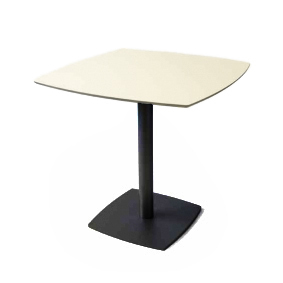 Hostelry Table MARIQUITA 482 Black - Phenolic 90x90