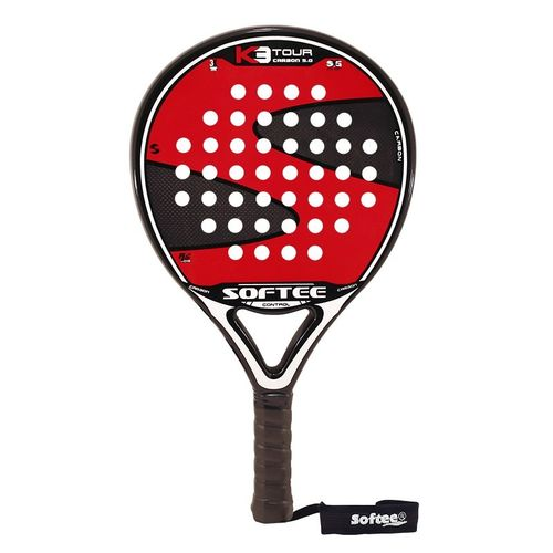 SOFTEE K3 Tour Carbon 5.0 Paddle Racket