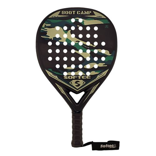 SOFTEE Potenza Boot Camp Paddle Racket
