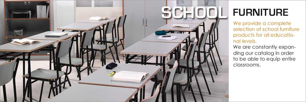 SCHOOL FURNITURE - ALEA